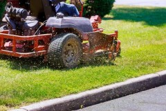 Lawn mowing service in Galena, Ohio